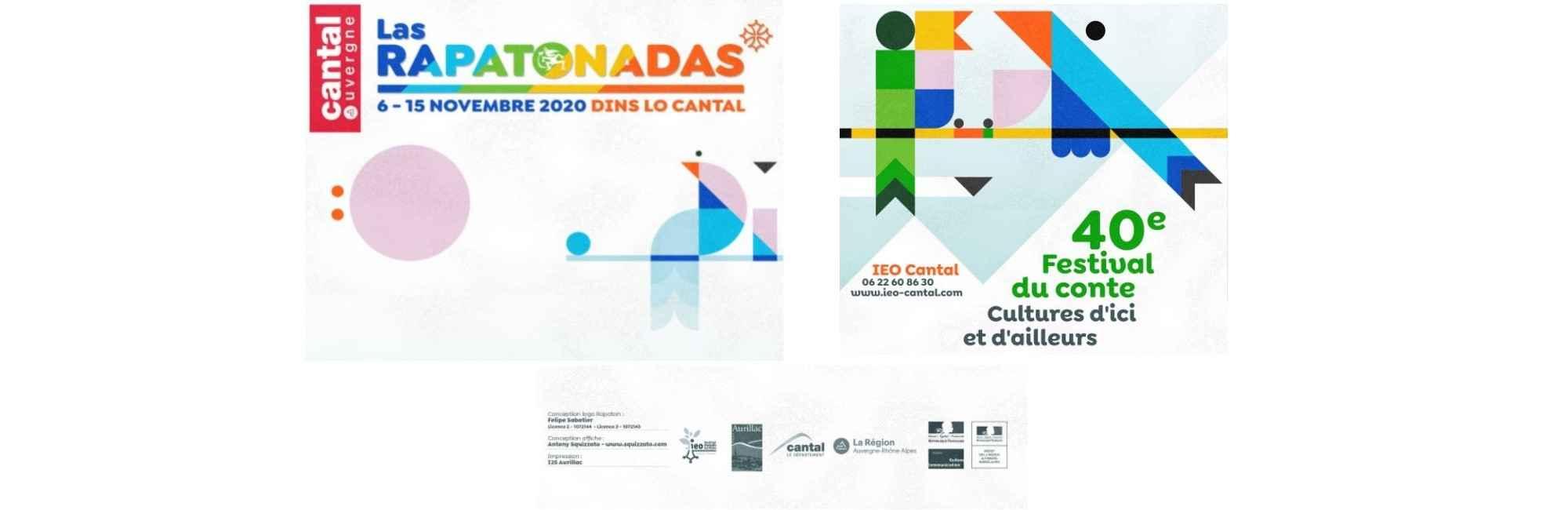 Affiche-Festival-Las-Rapatonadas-2020 horizontale