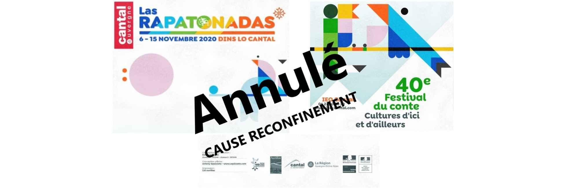 Affiche-Festival-Las-Rapatonadas-2020 annulé